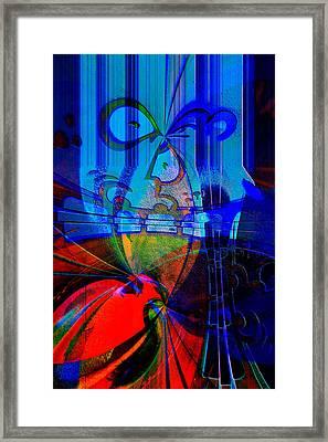 Abstract Vol1 Framed Print by Marek Czaja
