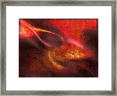 Abstract Xxiv Framed Print by Tyler Robbins