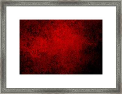 Abstract1 Framed Print by Les Cunliffe