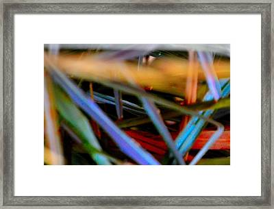 Abstract2 Framed Print