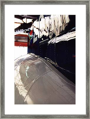 Abstract500 Framed Print by Paul Job