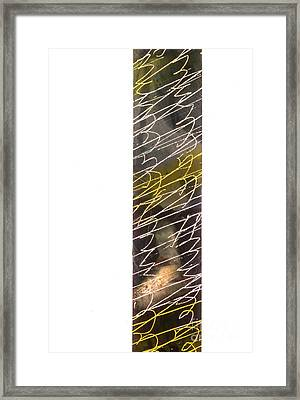 Abstrait 7 Framed Print