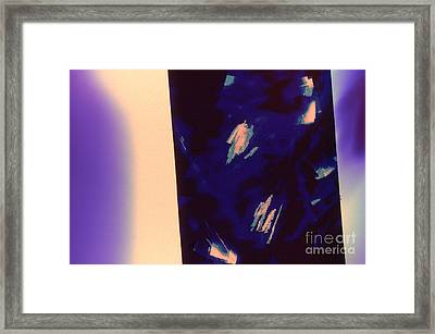 Abstrait5 Framed Print