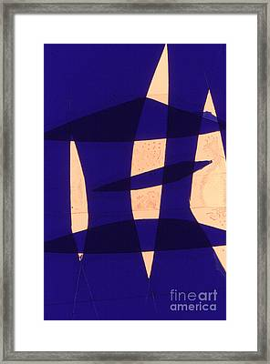 Abstrait6 Framed Print