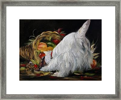 Abundance Framed Print by Mary Sparrow