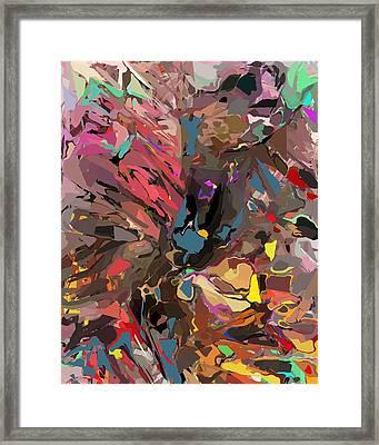 Abyss 2 Framed Print by David Lane