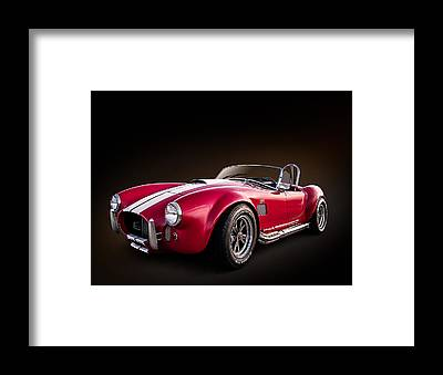 Roadster Framed Prints