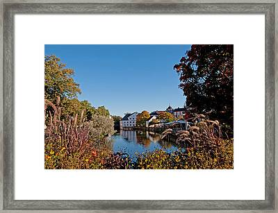 Academy Mill Or ... Framed Print by Torbjorn Swenelius