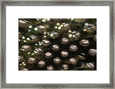 Academy Skylights Framed Print