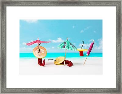 Acapulco Framed Print by Alexander Senin