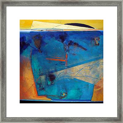 Acknowledgement Framed Print by Dale  Witherow