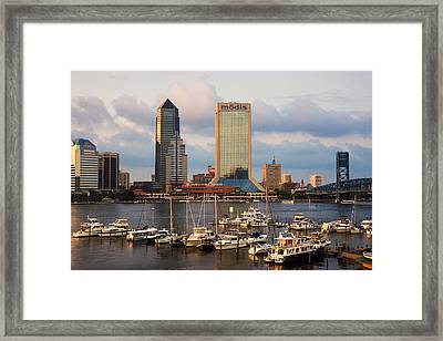 Acosta View Day Framed Print by Chris Moore