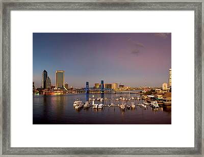 Acosta Views Framed Print by Chris Moore