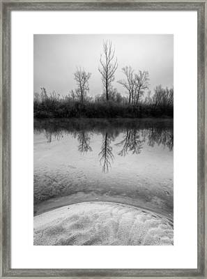 Across The Water Framed Print by Davorin Mance