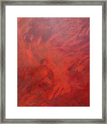 Acrylic Msc 181 Framed Print