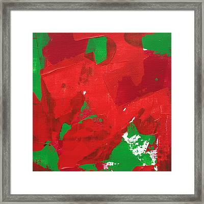 Framed Print featuring the painting Active 2013 by Paul Ashby