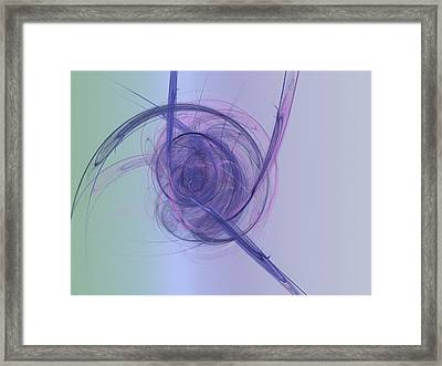 Acuor Framed Print by Jeff Iverson
