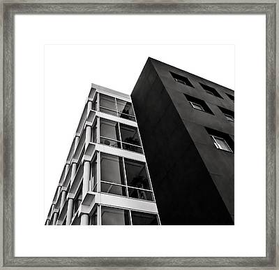 Acute Insight Framed Print