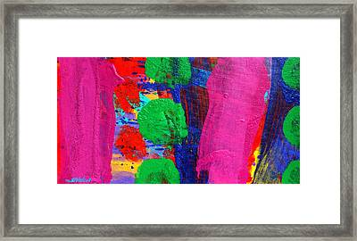 Ad Libitum Framed Print by John  Nolan