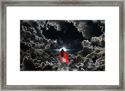 Ad Lucem  Framed Print by The DigArtisT
