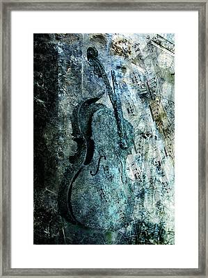 Adagio For A Broken Dream Framed Print by Joachim G Pinkawa