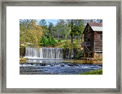 Adairs Mill Framed Print by Bob Jackson