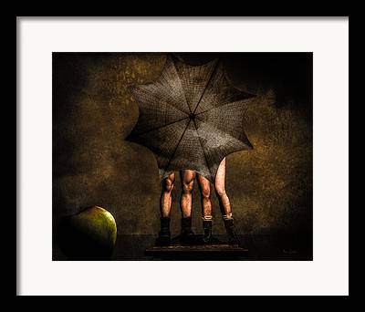 Erotic Photographs Framed Prints