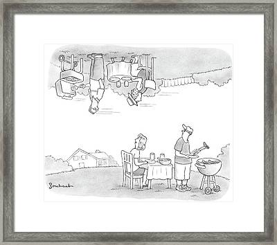 Add Your Own Caption Week #292 Framed Print
