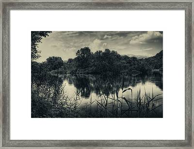 Adda River 3 Framed Print