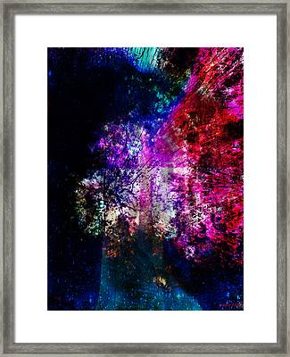 Addicted Embryos Screaming Framed Print