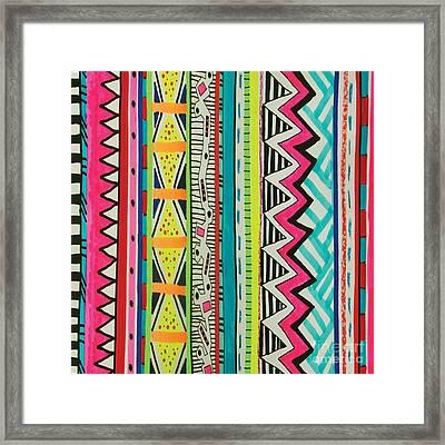 Adebowale  Framed Print