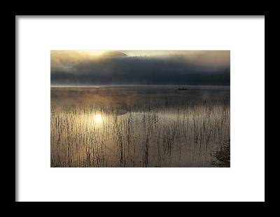 Adirondack Mountains Framed Prints