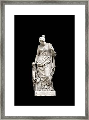 Framed Print featuring the photograph Admiration by Fabrizio Troiani