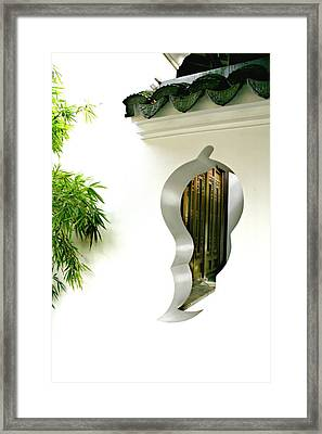 Adorned By C J Anderson Framed Print by CJ Anderson