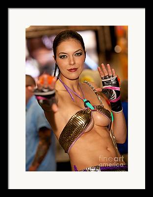 Comic Con International Photographs Framed Prints
