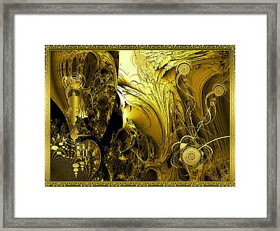 Advanced Mind Framed Print