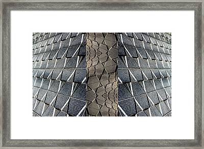 Advances Can Be Reversed 2013 Framed Print