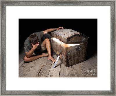 Adventure Catharsis Framed Print by Sinisa Botas