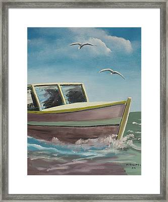 Adventure  Framed Print by Marcel Quesnel