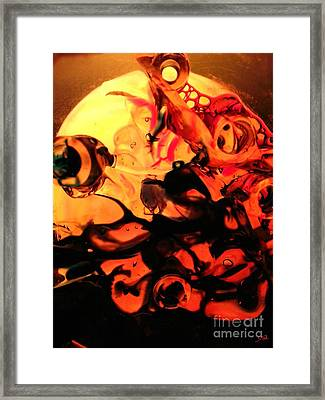Aeon Framed Print by Steed Edwards