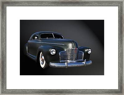 Aero Buick Framed Print by Bill Dutting