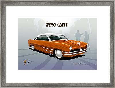 Aero Class Framed Print