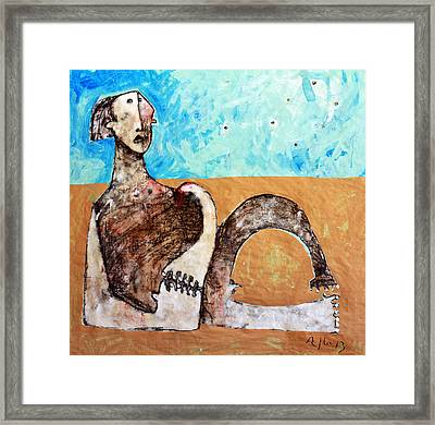 Aetas No 12  Framed Print