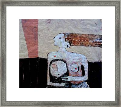 Aetas No 3 Framed Print