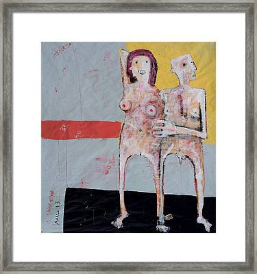 Aetas No 9 Framed Print