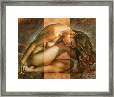 Aeternitas Framed Print