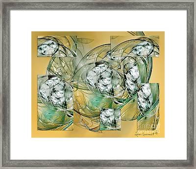 Affirmations Framed Print by Leona Arsenault