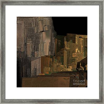 Afghanistan By Jammer Framed Print by First Star Art