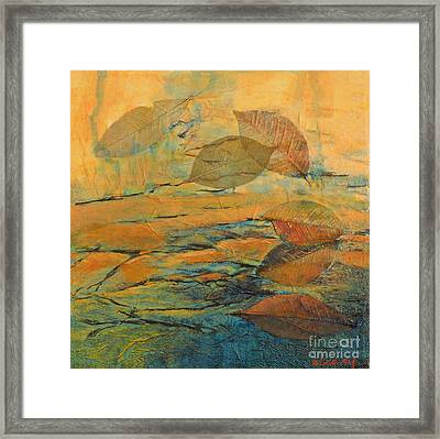 Afloat 2 Framed Print by Melody Cleary