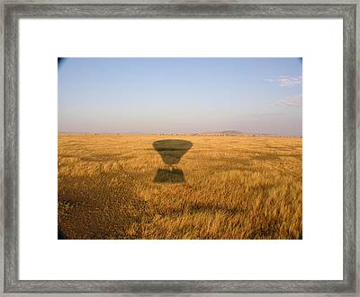 Africa Baby Framed Print by Jeff Chase